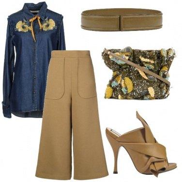 Outfit Serata con pantalone