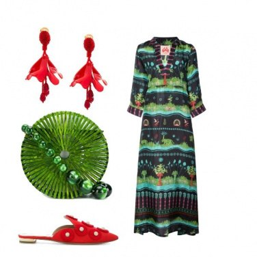 Outfit Etnico #2505