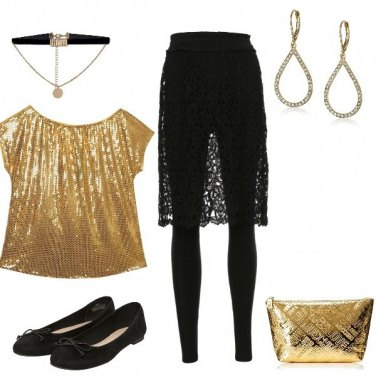 Outfit La Luna look