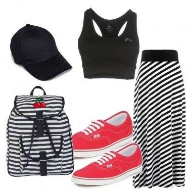 Outfit Tofly_passeggiata in città