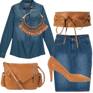 Outfit All denim