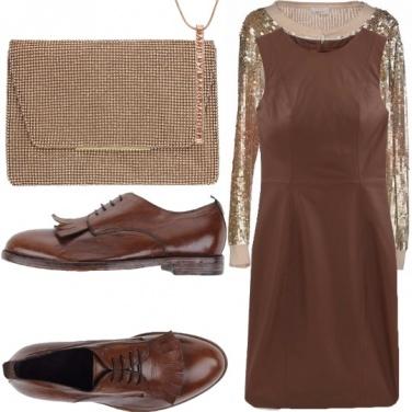 Outfit Paillettes