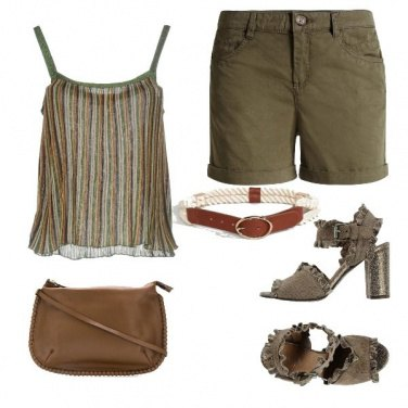 Outfit Urban #4762
