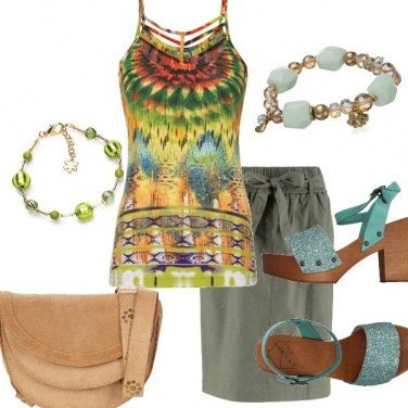 Outfit Etnico #2337