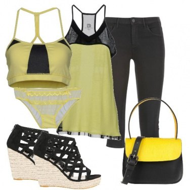 Outfit L\'intimo coordinato