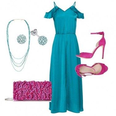 Outfit Abbinamento fashion