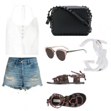 Outfit Basic #9756