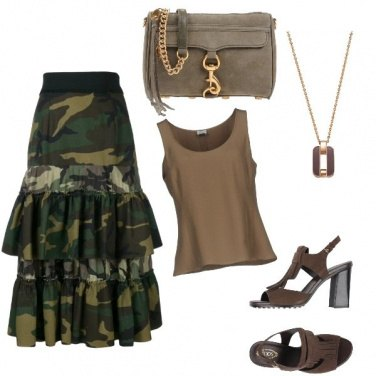 Outfit Trendy #14758