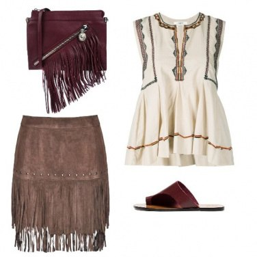 Outfit Etnico #2344