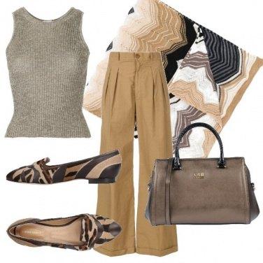 Outfit CMPS Stile Katherine Hepburn