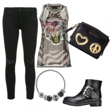 Outfit Rock #2026