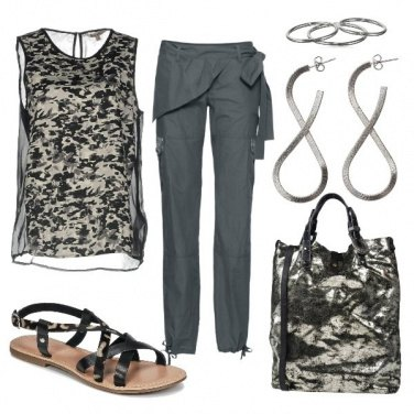 Outfit CMPS Urban camouflage