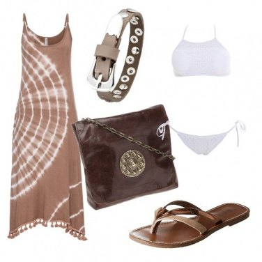 Outfit CMPS Chocolat