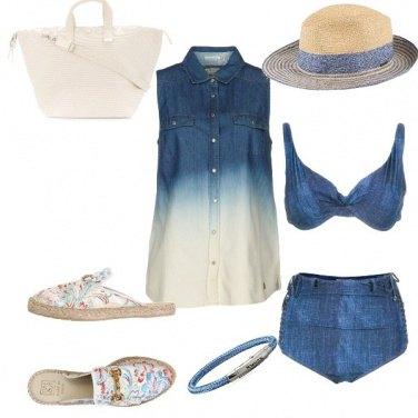 Outfit Santa Teresa di Gallura look