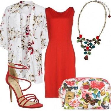 Outfit Il kimono: must-have della stagione