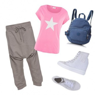Outfit Sportiva ... Sempre...