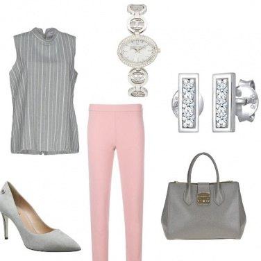 Outfit Tocco di grigio