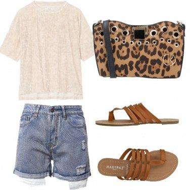 Outfit Semplicemente trendy