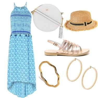 Outfit Etnico #2348
