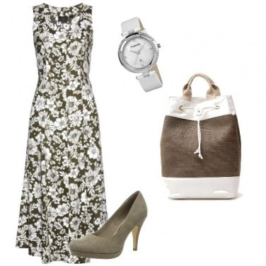 Outfit Verde oliva...