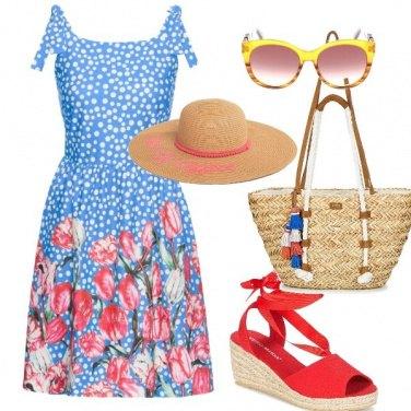 Outfit Pomeriggio in campagna