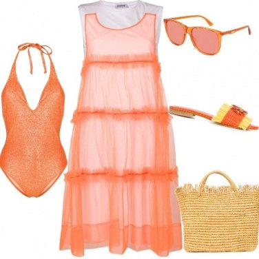 Outfit Sorbetto arancia