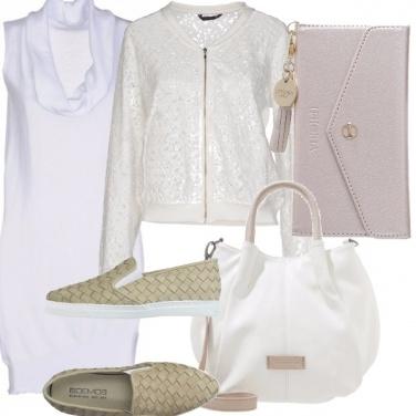 Outfit Bellissima e glam semplicemente.