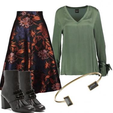 Outfit Proposta di un look attuale e moderno