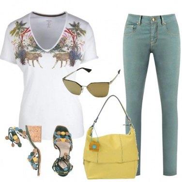 Outfit Safari