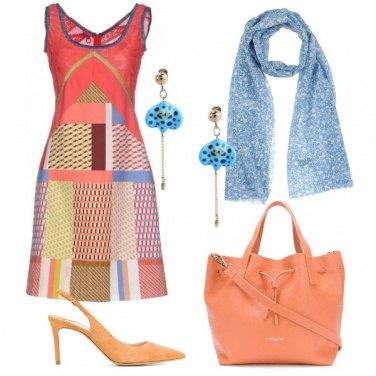 Outfit Colore in ufficio