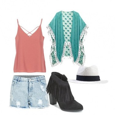 Outfit Etnico #2355