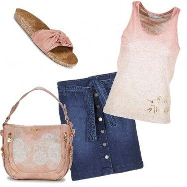 Outfit Semplice estate