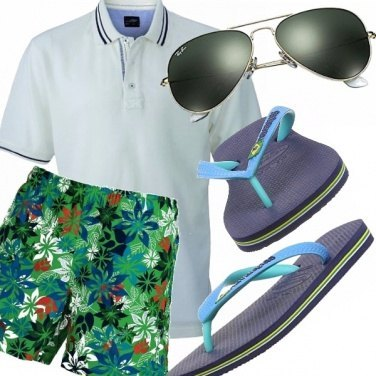 Outfit Si va al mare
