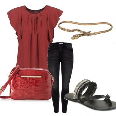 Outfit Total look #123006