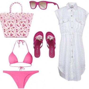 Outfit A\'la plage