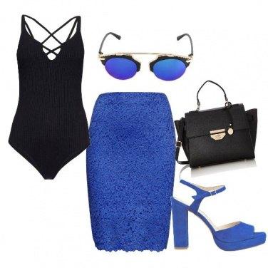 Outfit Bon Ton #7025