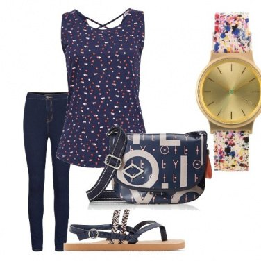 Outfit Total look #123057