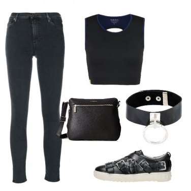 Outfit Rock #2032