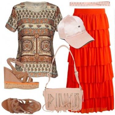 Outfit Etno urban