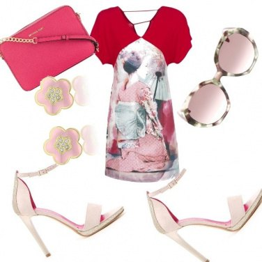 Outfit Eleganza Giappone