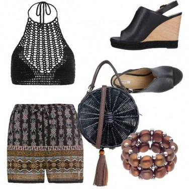 Outfit Etnico #2359