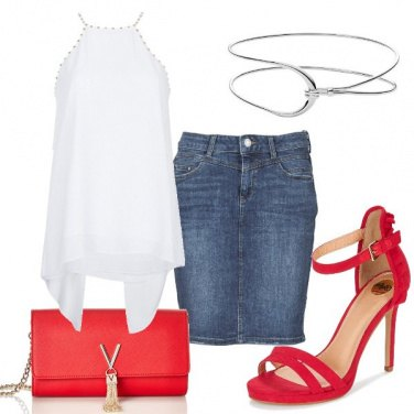 Outfit Sexy #2047