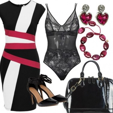 Outfit Sexy #2049