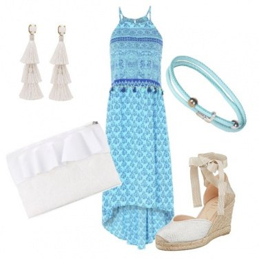 Outfit Etnico #2361