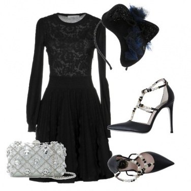 Outfit Sweet black