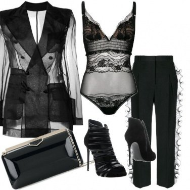 Outfit Sexy #2050