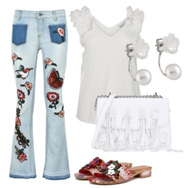 Outfit Tattoo jeans