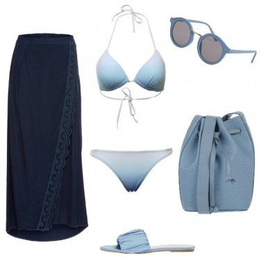 Outfit Shades of sea