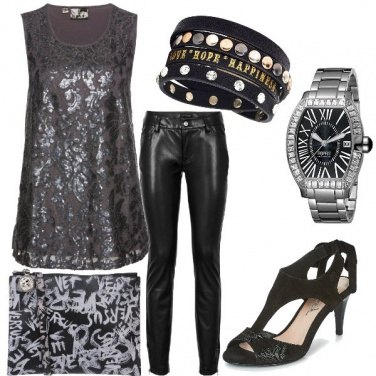 Outfit Rock #2038