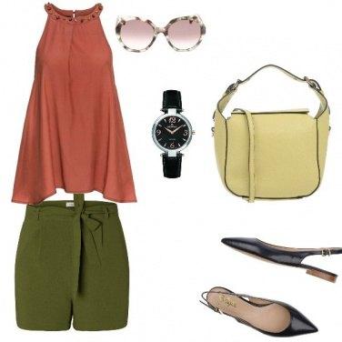 Outfit Basic, per il tempo libero